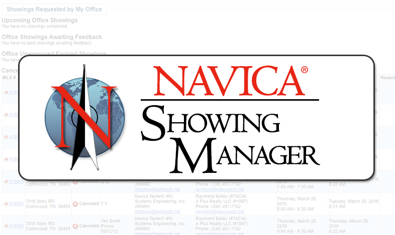 Showing Manager image